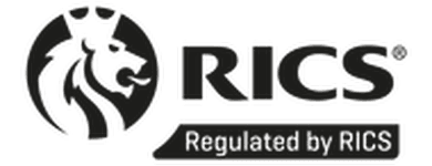 REGULATED BY RICS LOGO BLACK